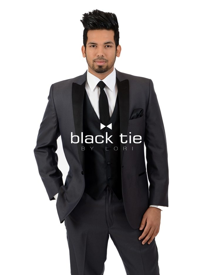 gray tuxedo for rent