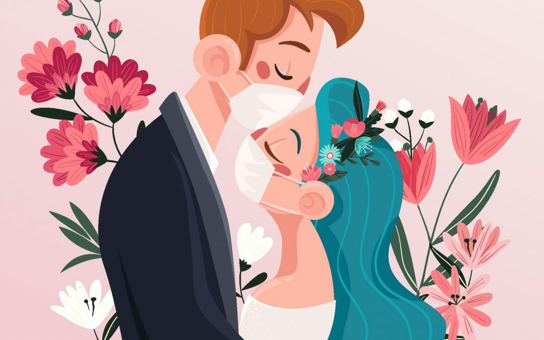 Wedding in the midst of a pandemic