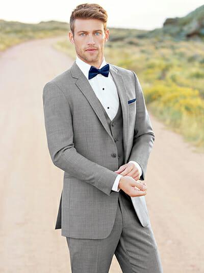 gray tuxedo for rent